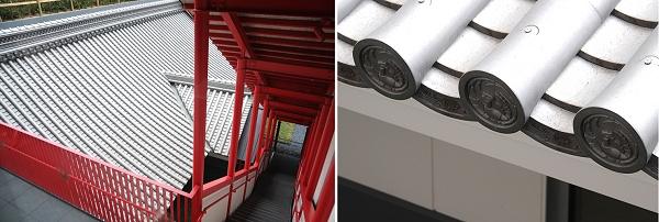 屋上庭園、五右衛門階段、四階回廊~想い出の歌舞伎座~のご紹介